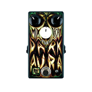 dark aura guitar pedal