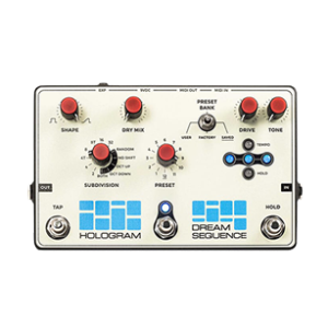 dream sequence guitar pedal