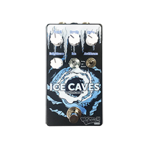 ice caves guitar pedal demo