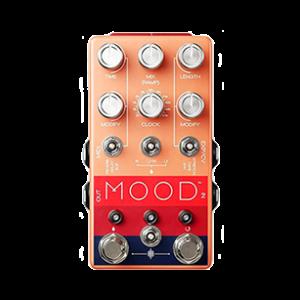 MOOD guitar pedal