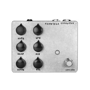 shallow water guitar pedal