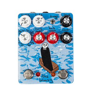 the woozy guitar pedal