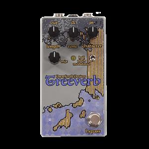 treeverb guitar pedal