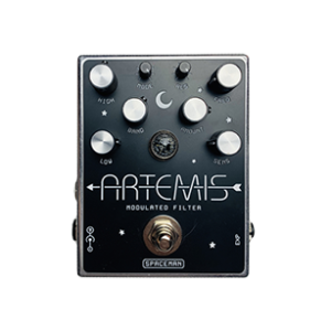 Spaceman Effects Artemus