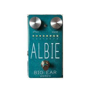BIG EAR pedals ALBIE