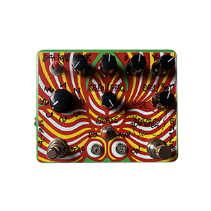 Red Noise Pedals Butterfly