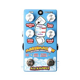 Alexander Pedals Marshmallow