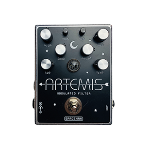 Spaceman Effects Artemis